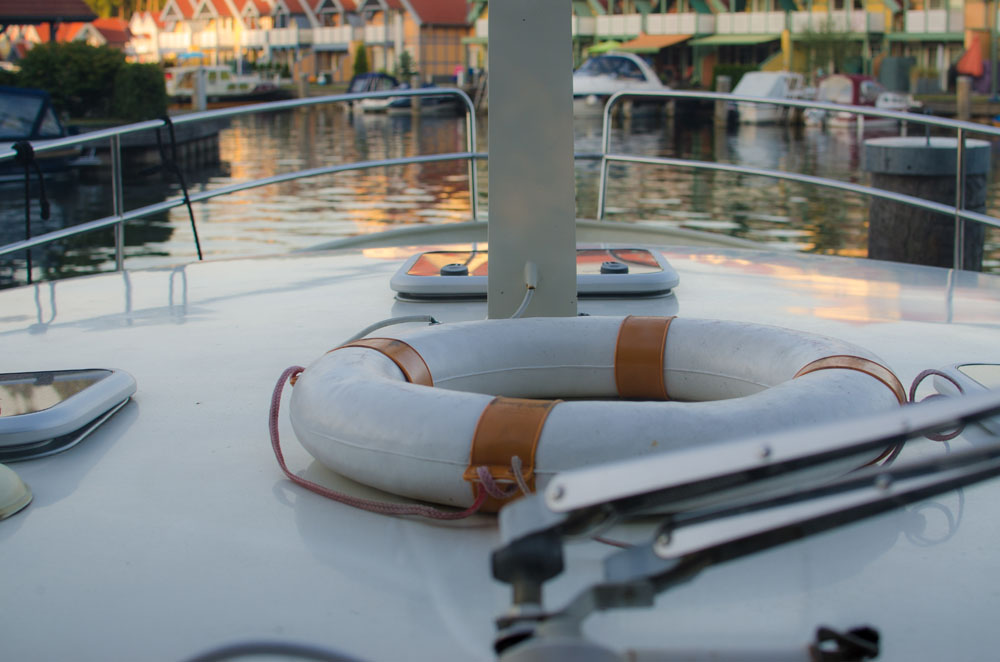 Lanke Charter/Passion-Yachten/Passion 1000 Theresa/Vordeck