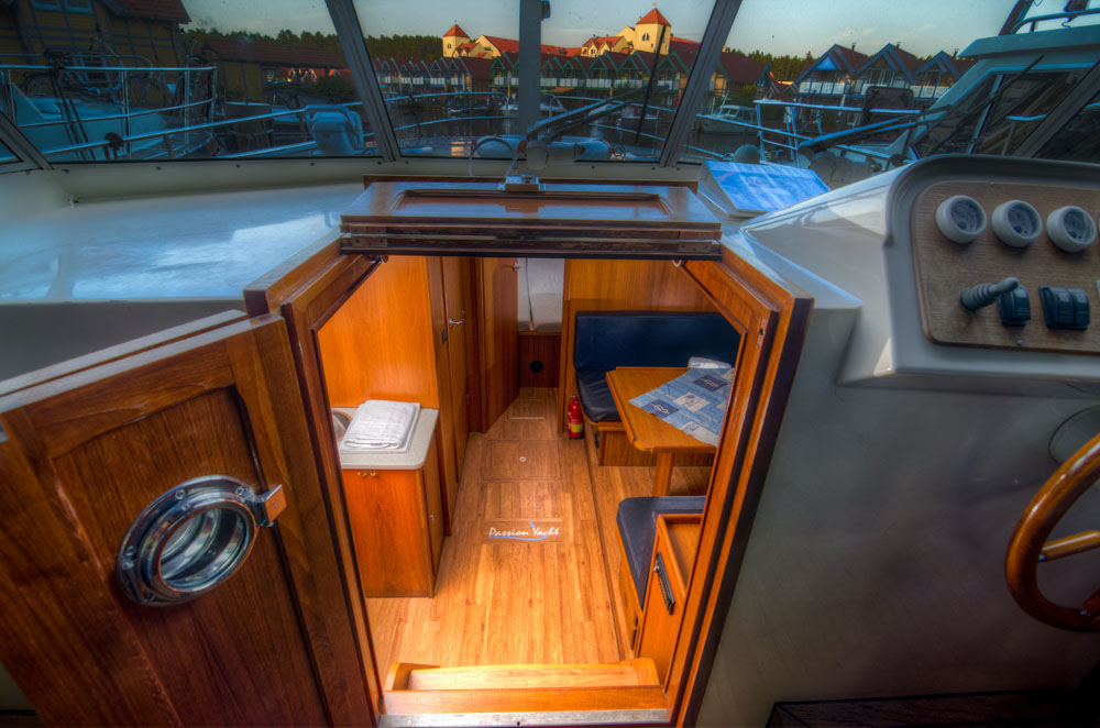 Lanke Charter/Passion-Yachten/Passion 1000 Theresa/Innenansicht